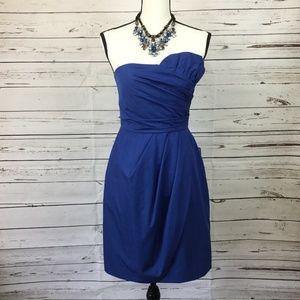 NWT J. Crew Casablanca Strapless Dress, Size 4P